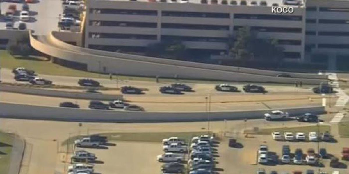 LIVE: OCPD discusses yesterday's shooting at the Will Rogers Airport
