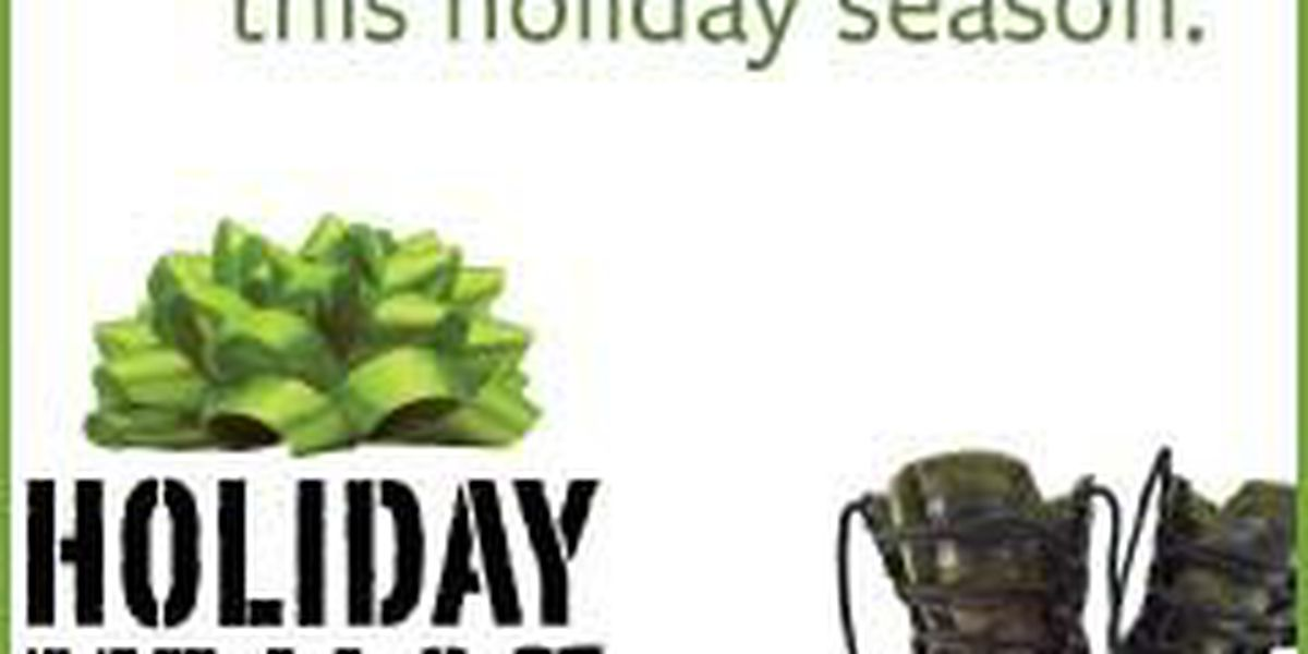 Free holiday meals for military families, register now