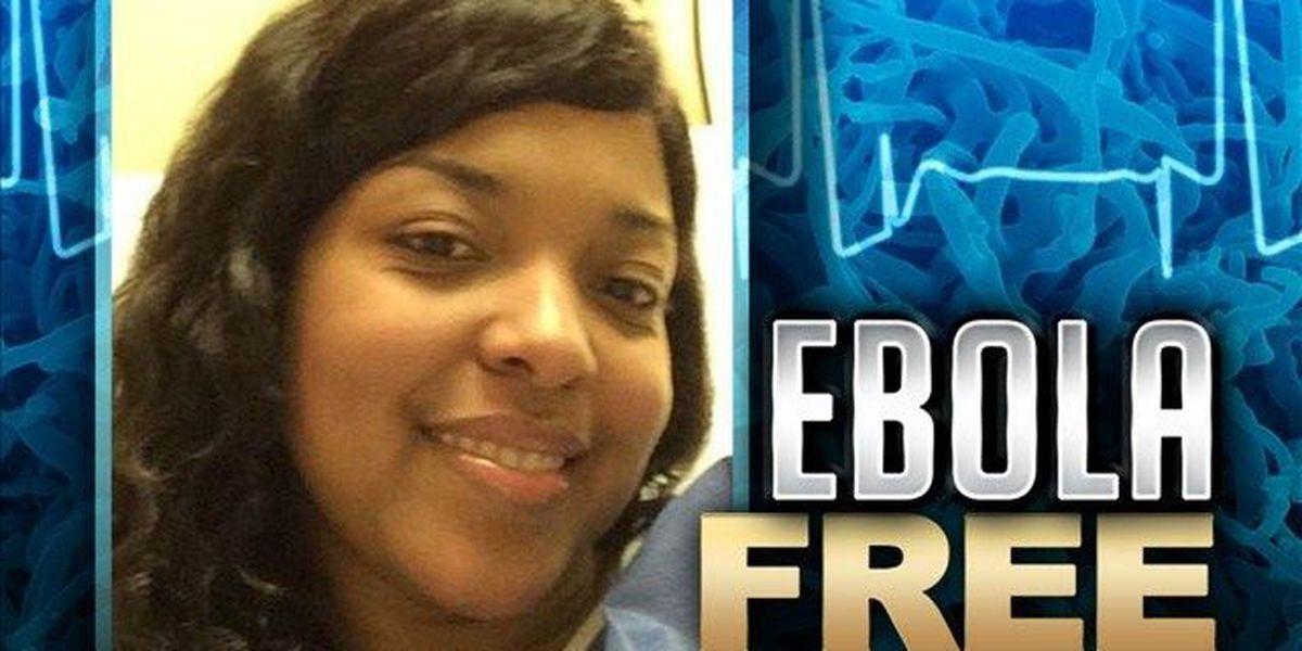 Emory: Tests no longer detect Ebola virus in nurse