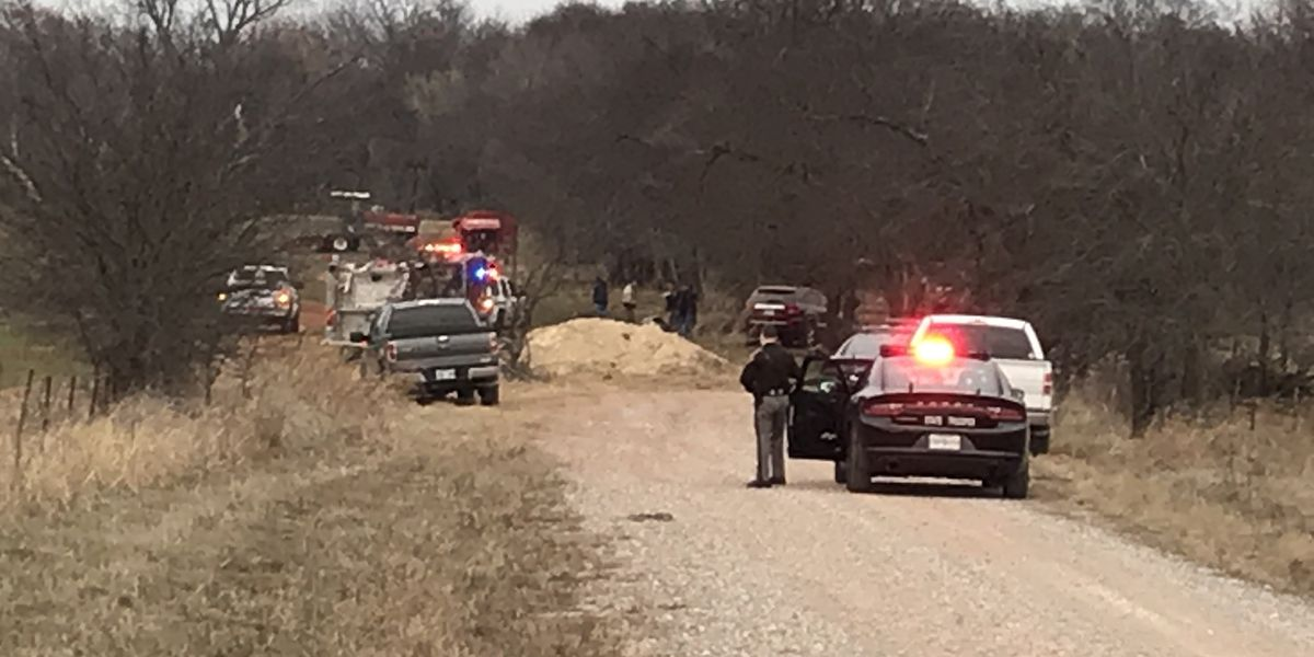 UPDATE: Silver Alert subject located in crashed vehicle east of Lawton