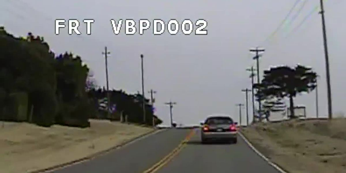 WATCH: High speed chase dash cam footage released