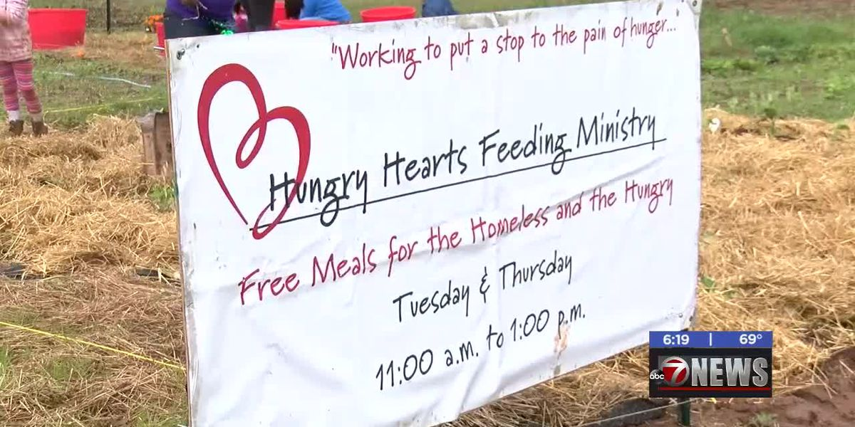 Local business and non profit feeding the community