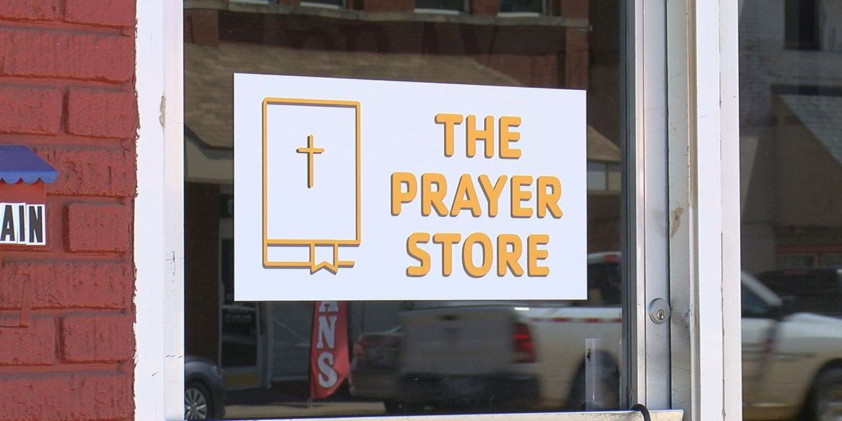 Prayer Store opens in downtown Altus