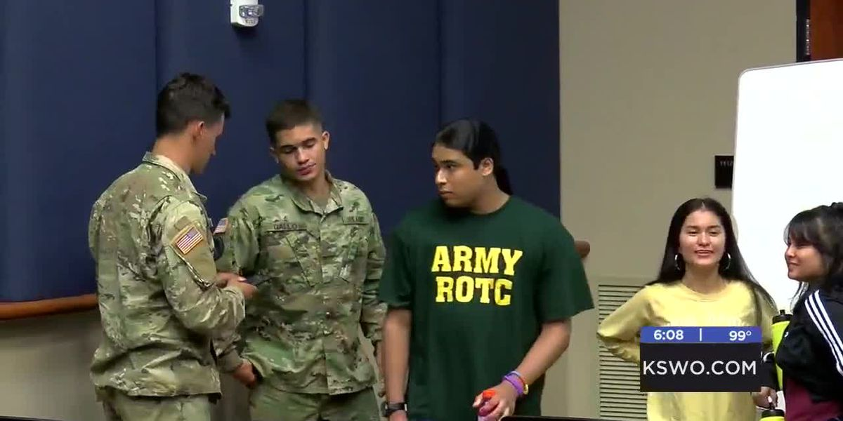Cameron's Department of Military Sciences welcomes new students