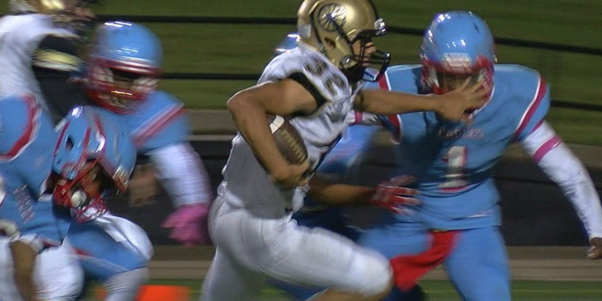 Eisenhower unable to slow down Boomers in 42-18 loss