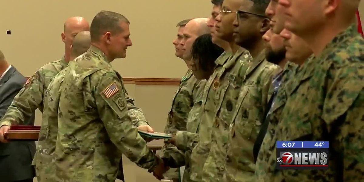 Fort Sill holds Instructor and Developer of the Year awards