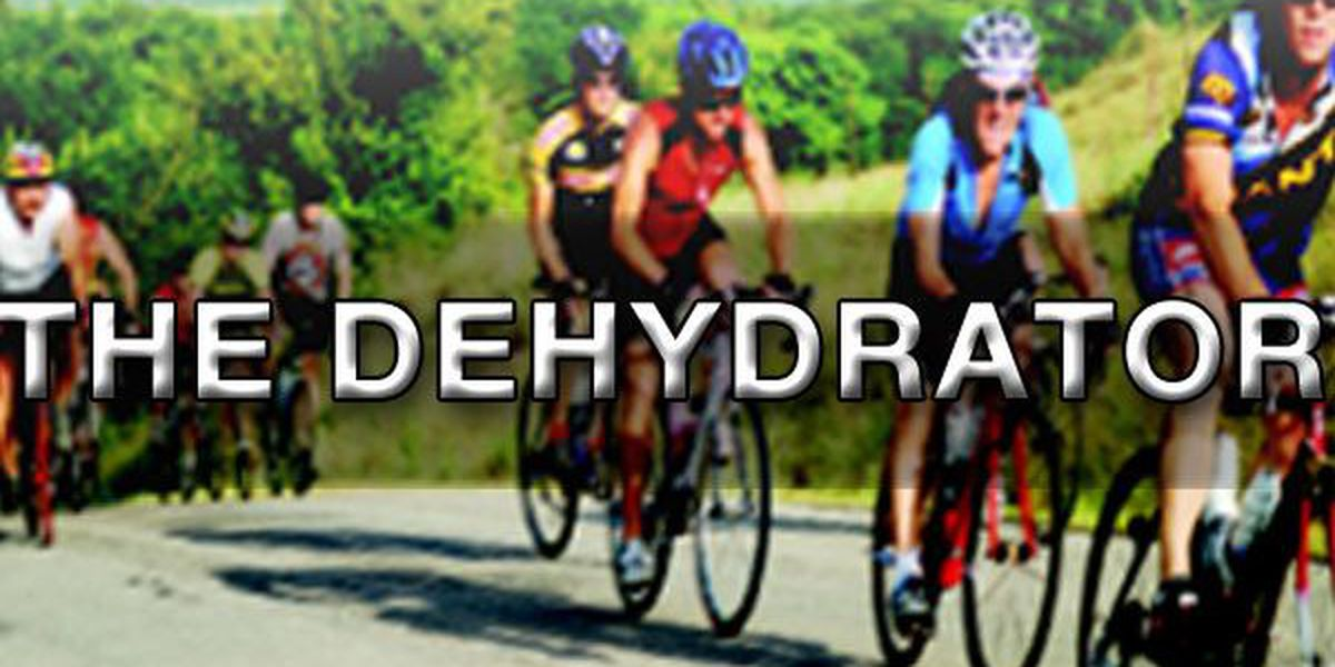 The Dehydrator: High school band raises money with bike ride
