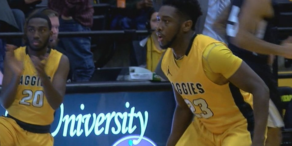 Momoh's late three gives Cameron 71-70 win over Midwestern