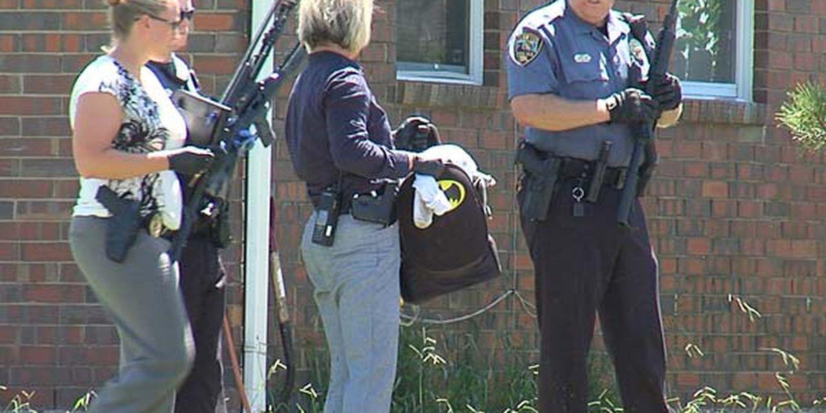 4 arrested in burglary bust