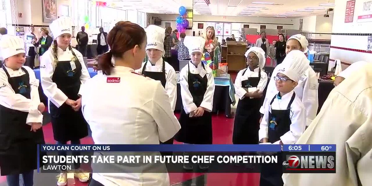 Sodexo announces winner of Future Chef Culinary Competition