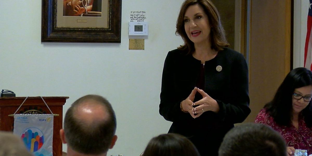 State Superintendent of Public Instruction visits SW Oklahoma