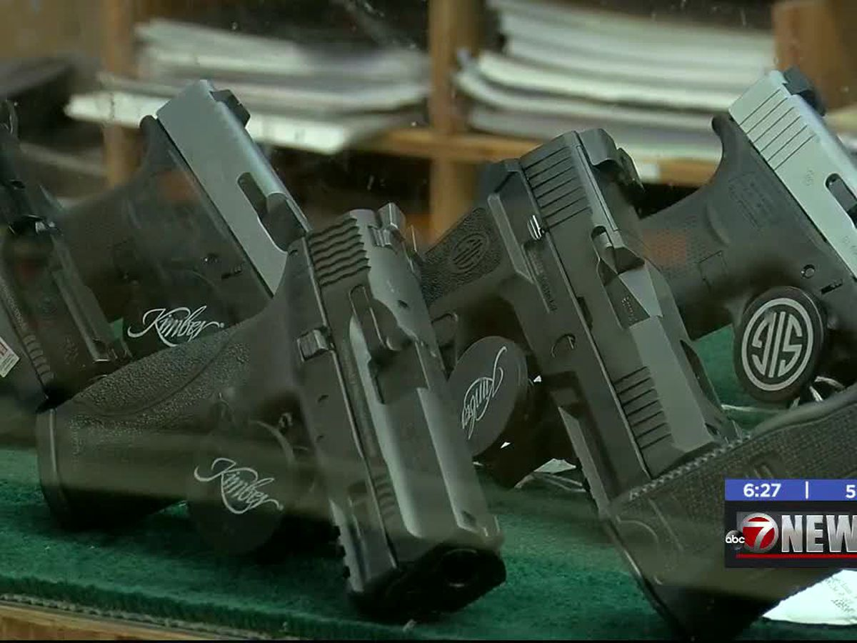Oklahoma House panel rejects permitless carry repeal bill