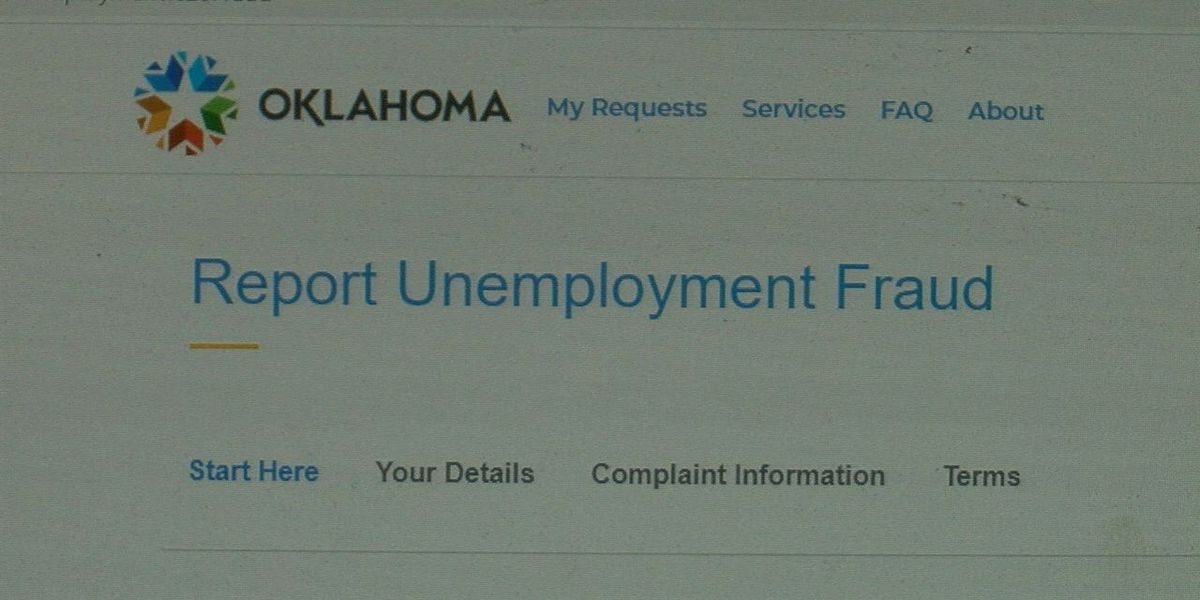 Reporting a fraudulent unemployment claim with OESC