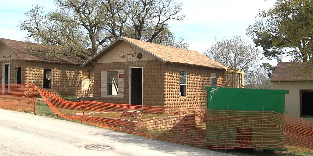 Pieces of history discovered inside Medicine Park cabins