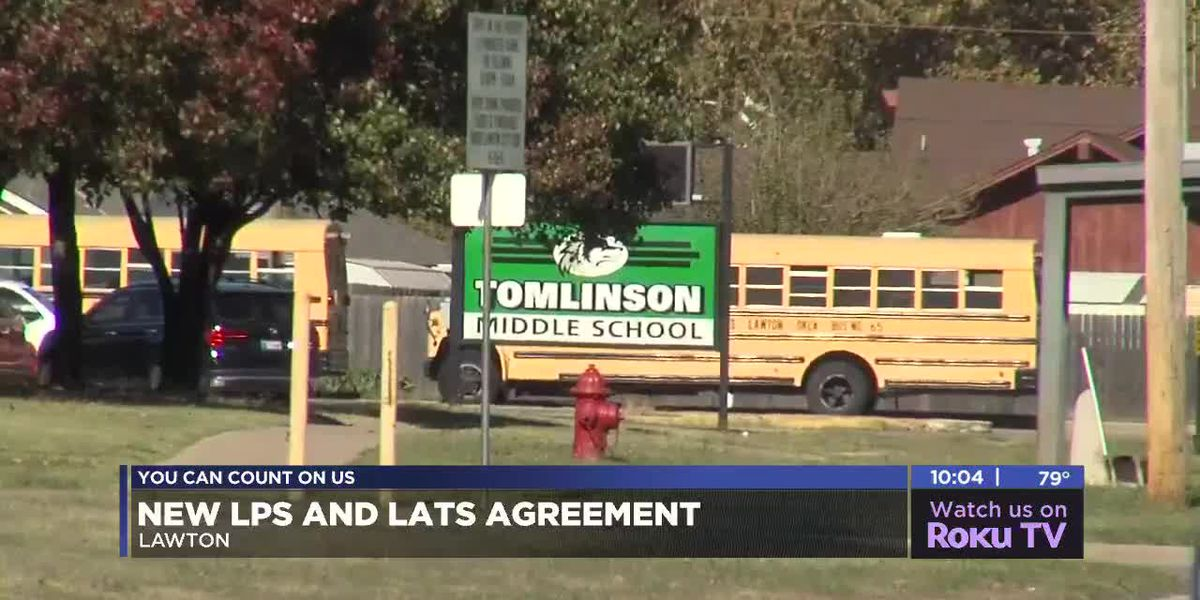 City Council approves agreement between Lawton Public Schools and the City Transit Trust