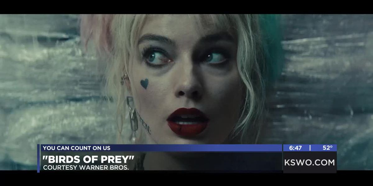 7News at the Movies: Birds of Prey and more
