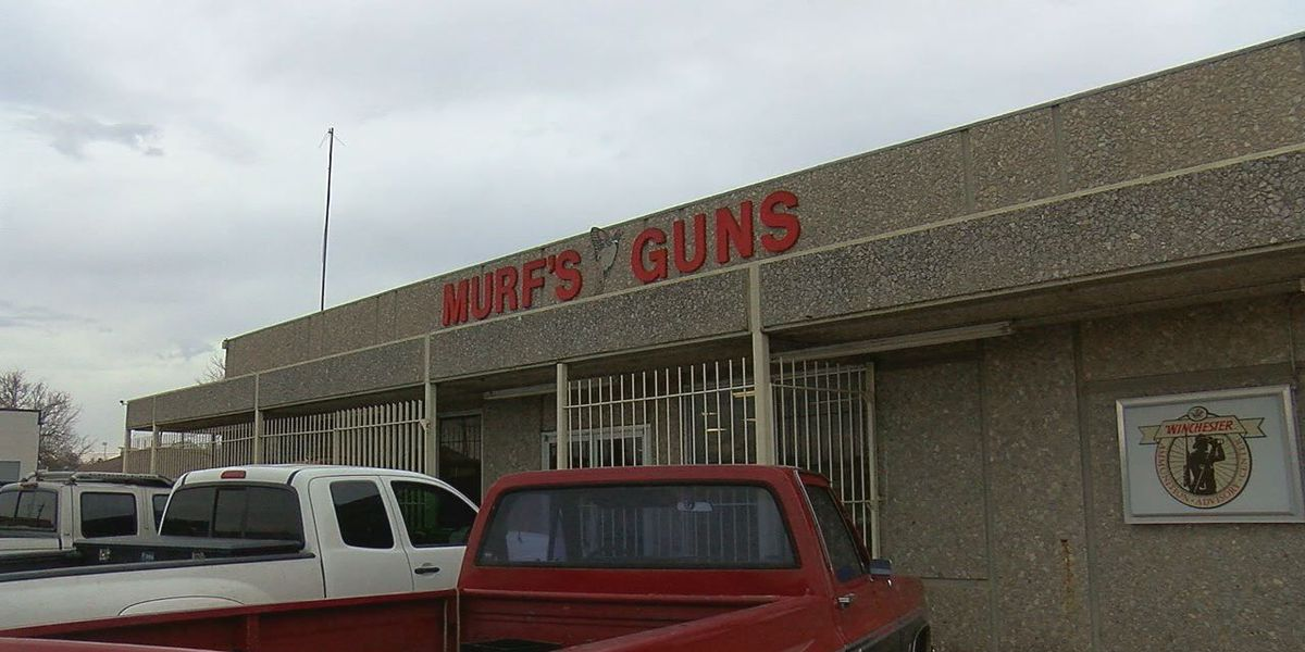 Gun store owner shares his thoughts on background checks and guns