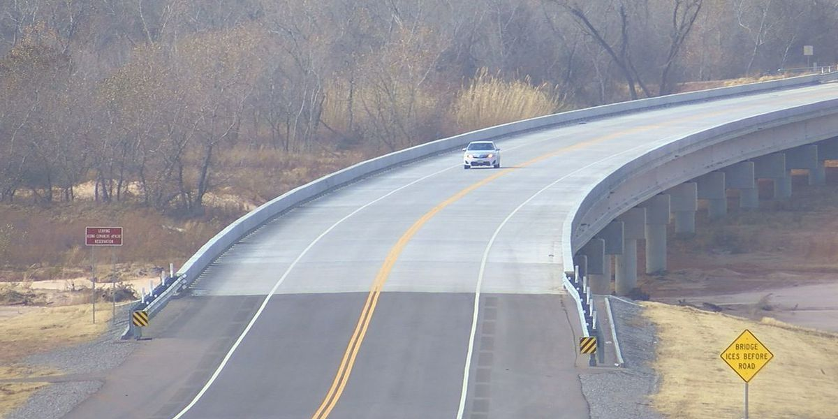 Duncan ODOT named builders of best bridge in Oklahoma