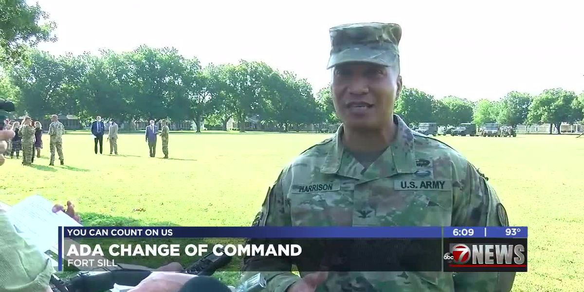 Fort Sills Air Defense Artillery School introduces new Commandant