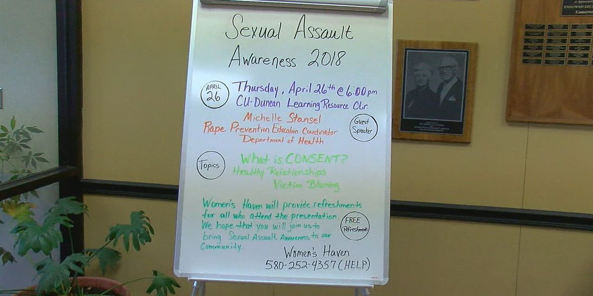 Women's Haven hosts town hall meeting on sexual assault