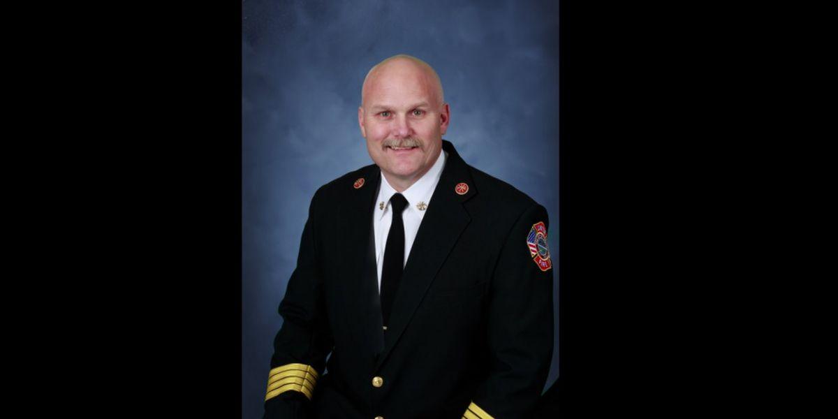 Lawton picks new fire chief
