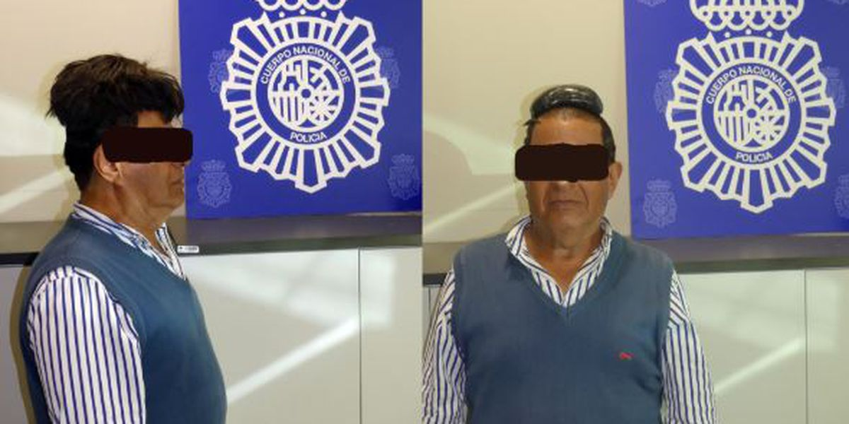 Man hid $34K worth of cocaine under his toupee, Spanish police say