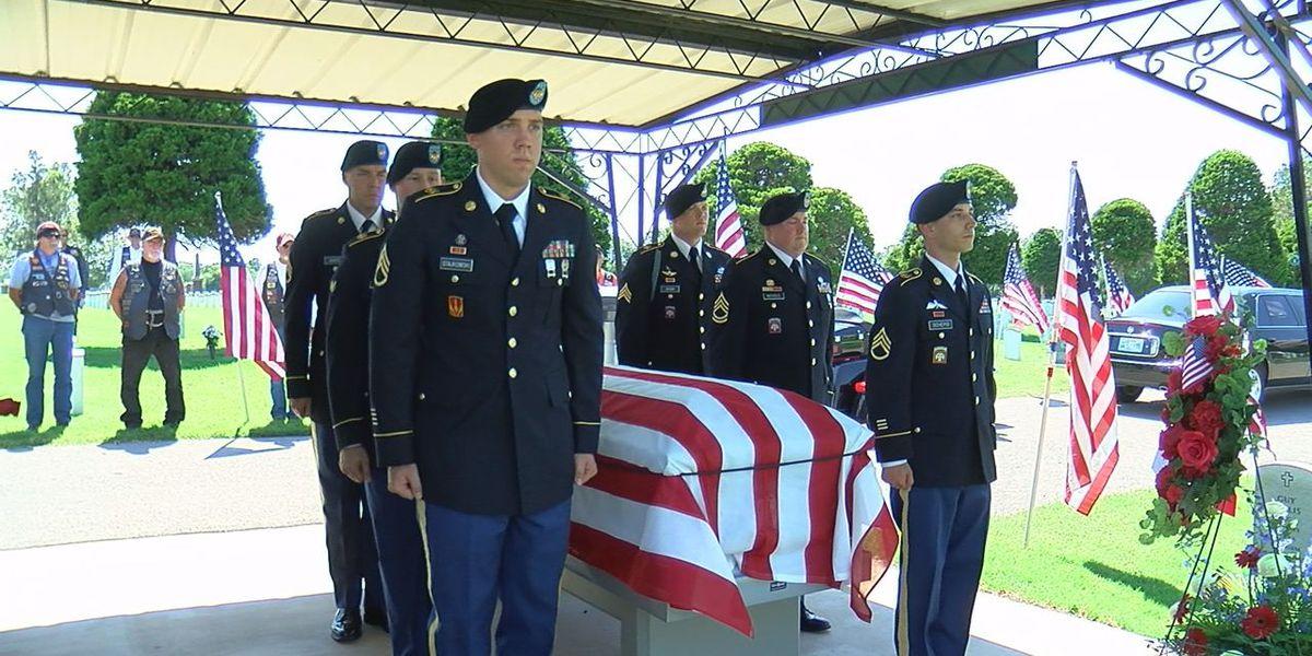 Vietnam, Korean War veteran laid to rest on Fort Sill