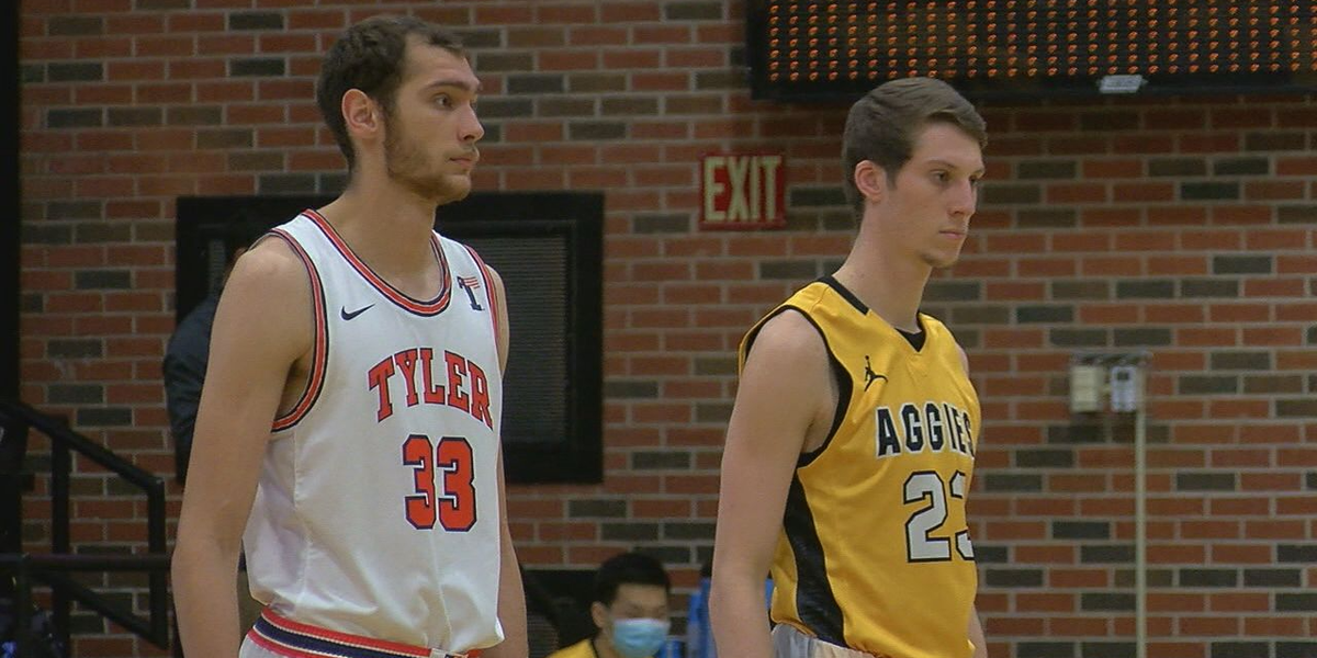 Aggies fall to UT-Tyler in Overtime