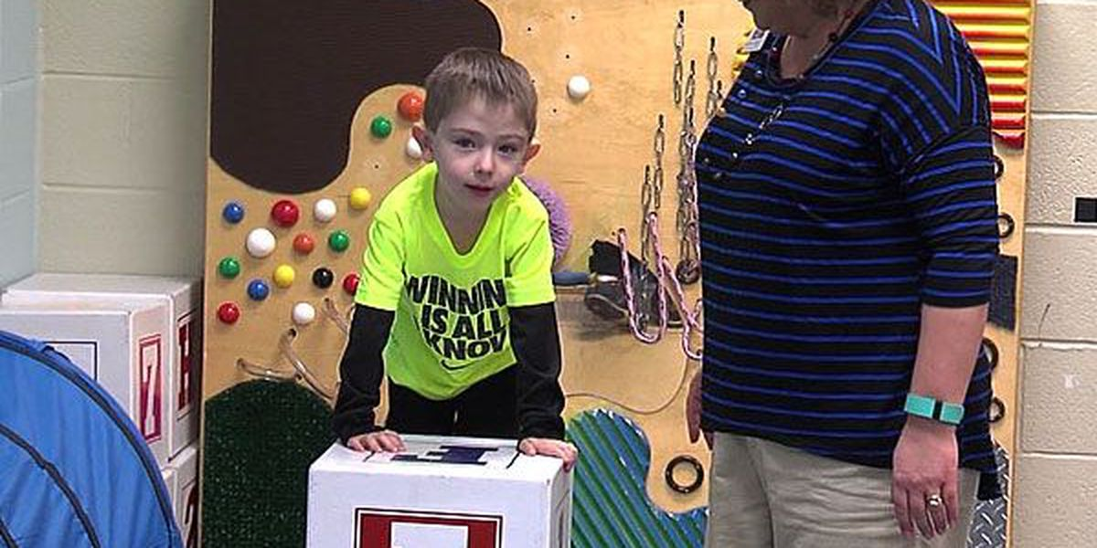 Siblings treated at West Texas Rehab Center
