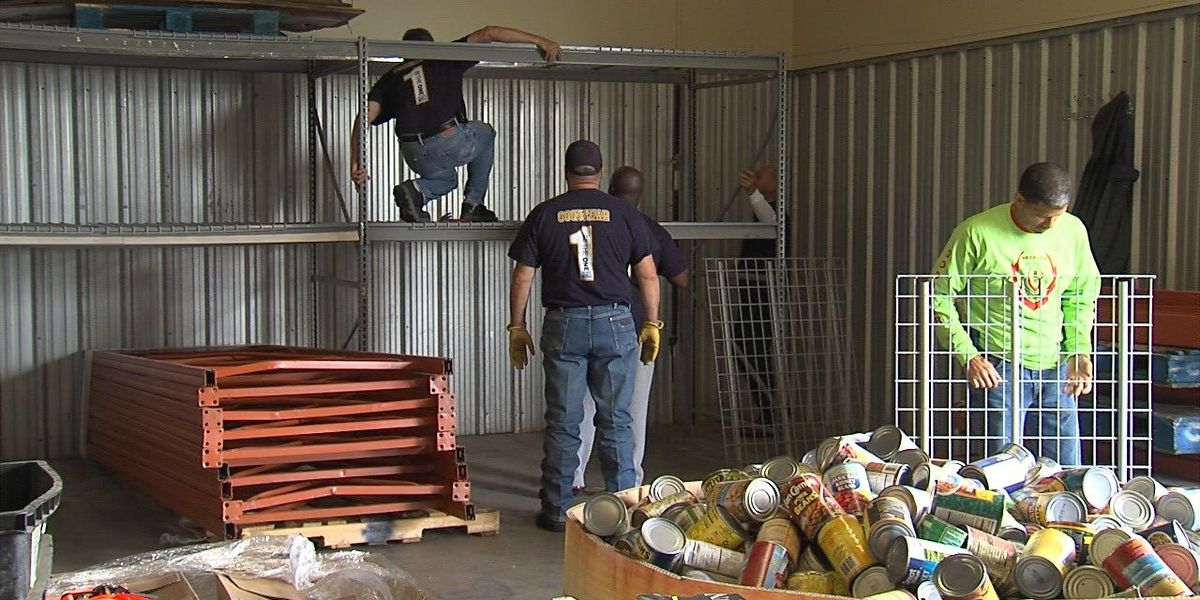 Volunteers make a difference during Day of Caring