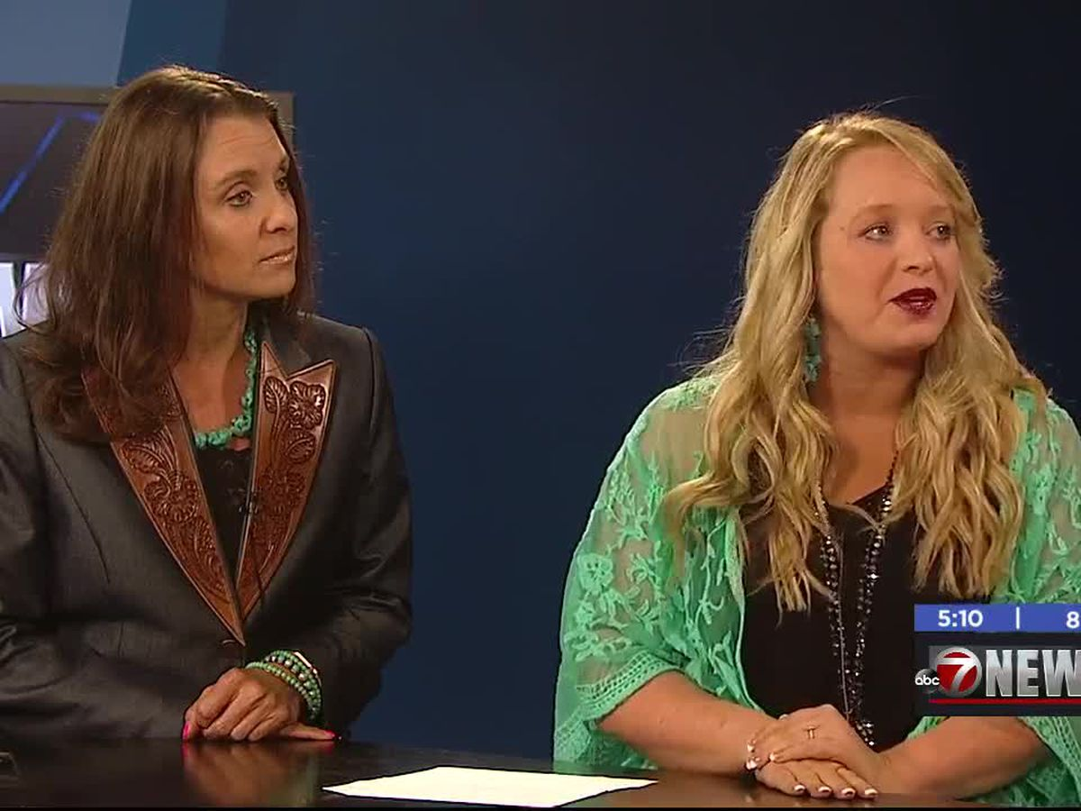 In Studio: Lawton Rangers Rodeo preview with Nicole Wright and Britney Smith