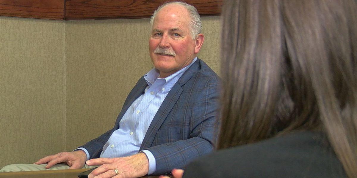 Lawton's mayor explains business case plan
