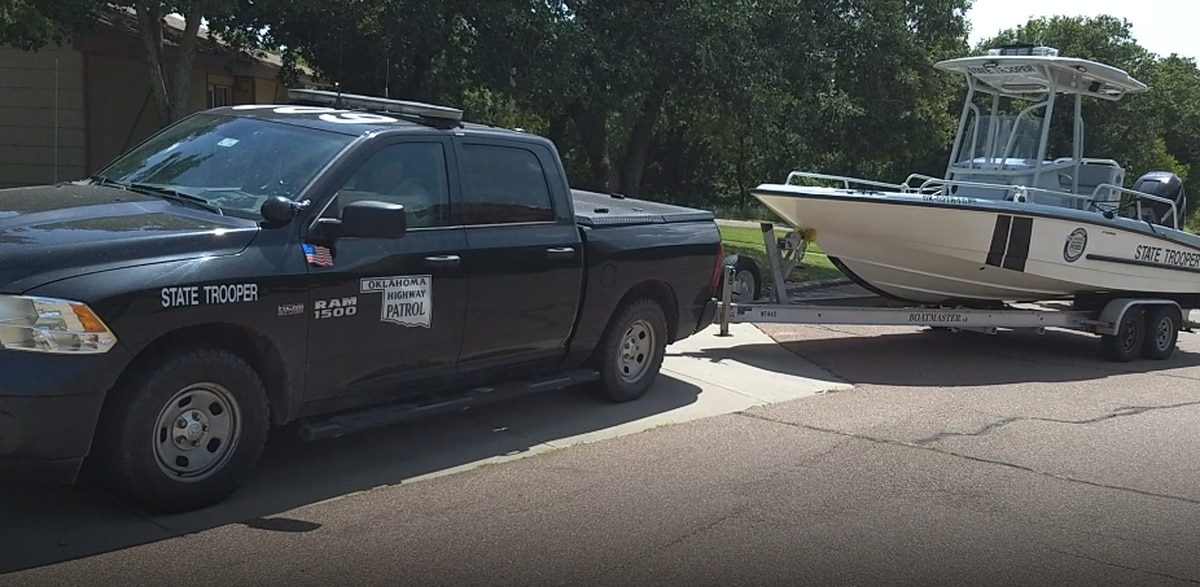 UPDATE: identity released for Lake Altus-Lugert drowning victim
