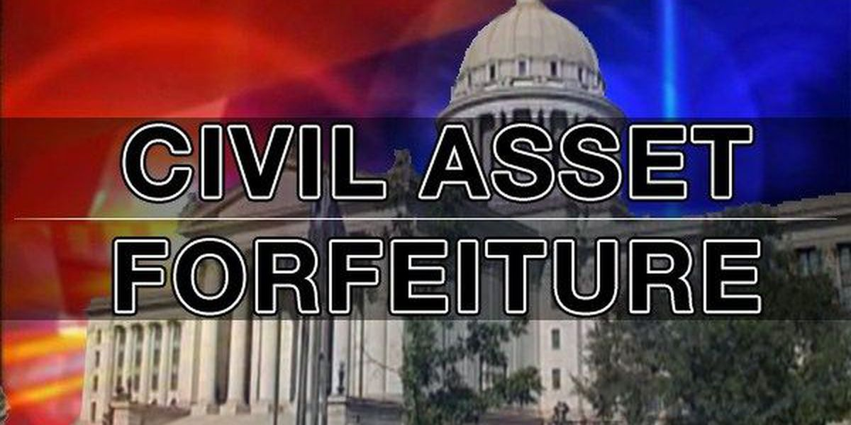 State senator wants to change asset forfeiture law
