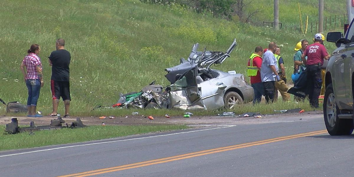 Witness details deadly Comanche County wreck