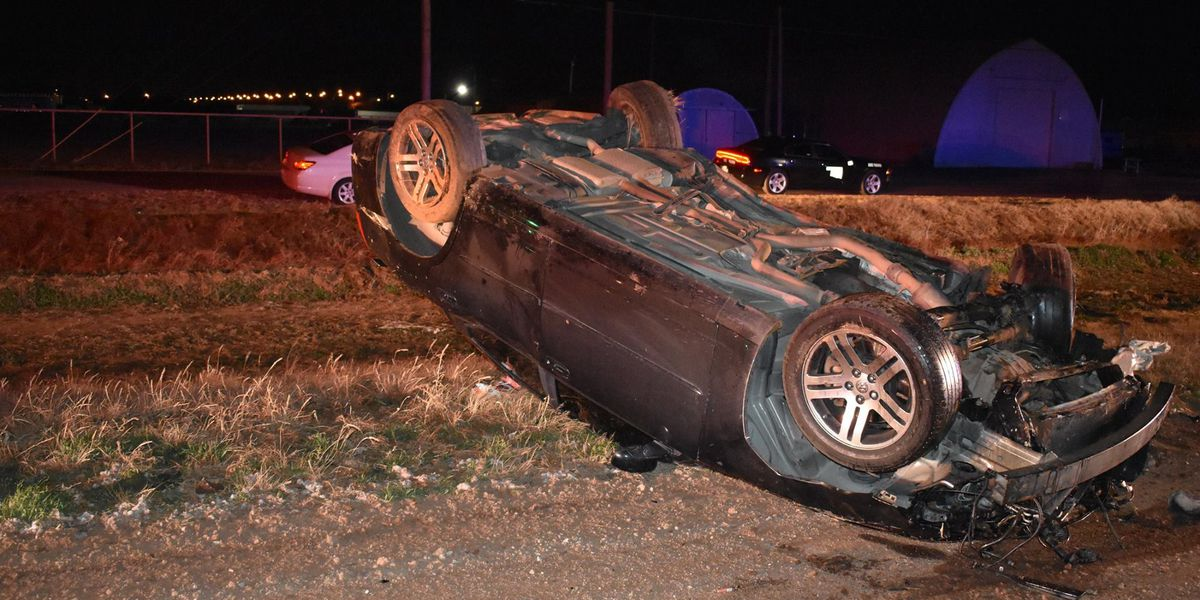 Warrant issued for Lawton man in double fatal wreck on New Year's Day
