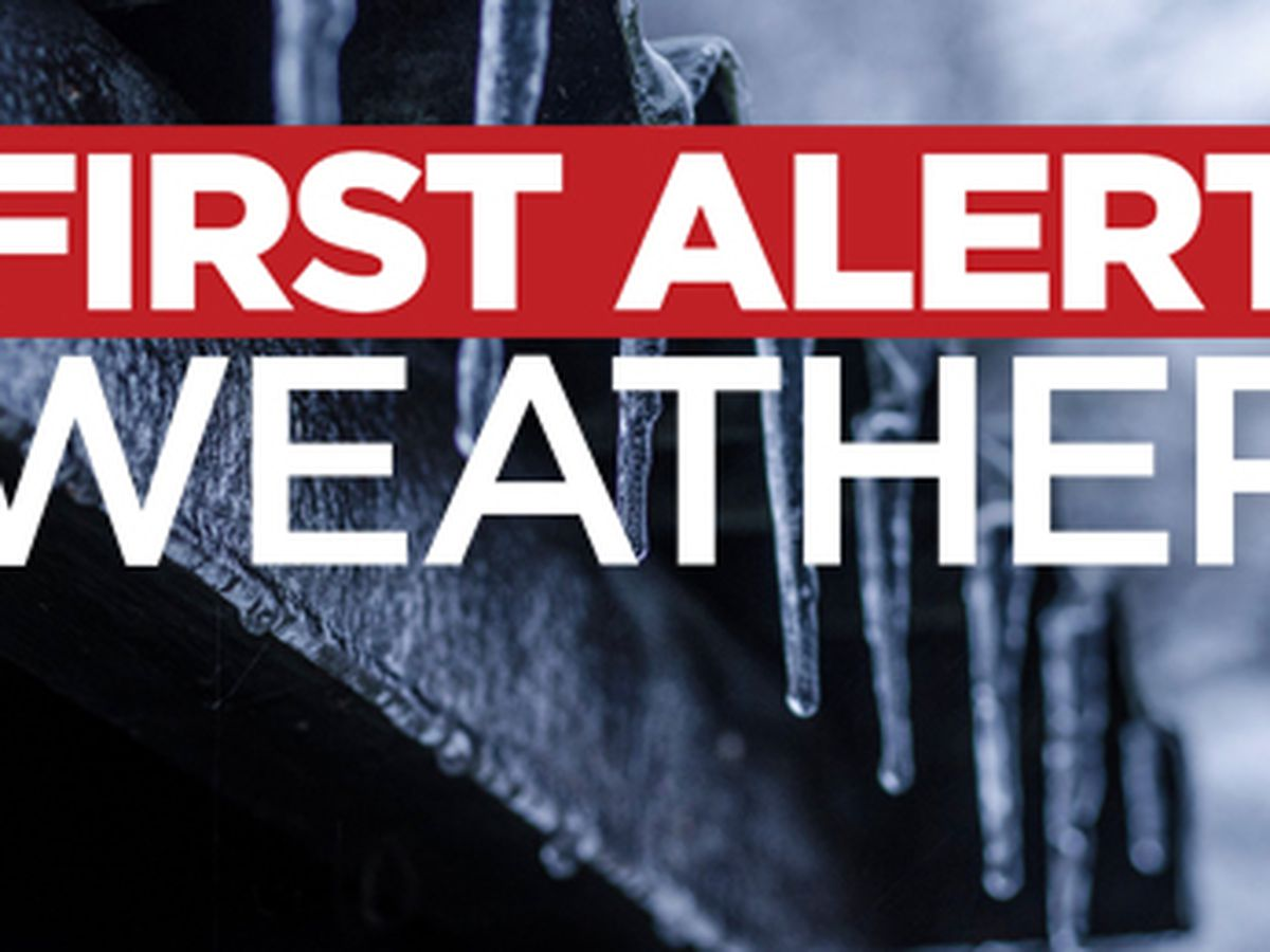 First Alert Forecast: winter weather arrives tonight