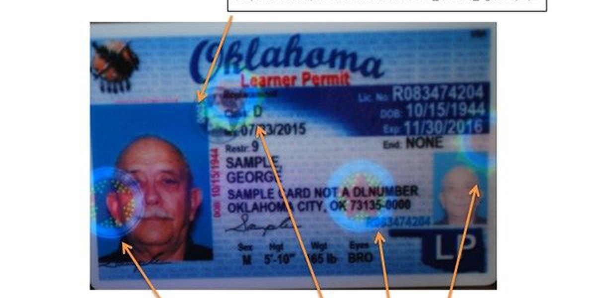 Driver's licenses, ID cards may be made wrong