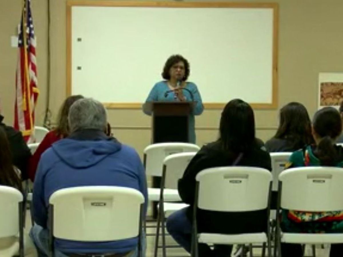 Lawton Public Schools' Indian Education Program holds open meeting