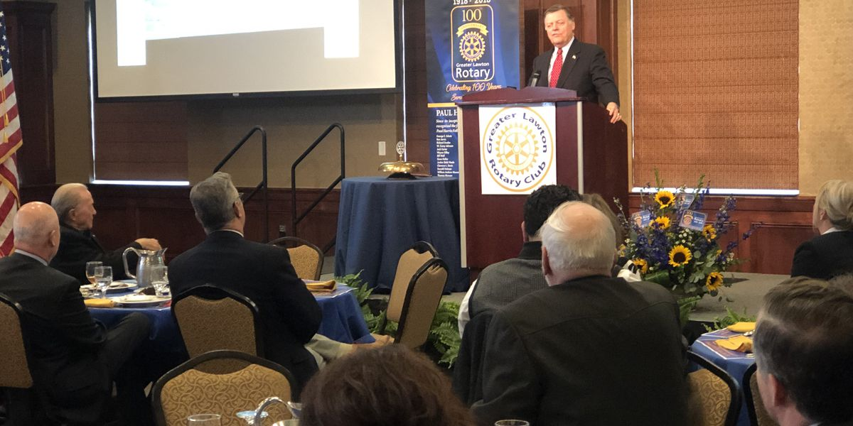 Lawton Greater Rotary Club celebrates 100 years