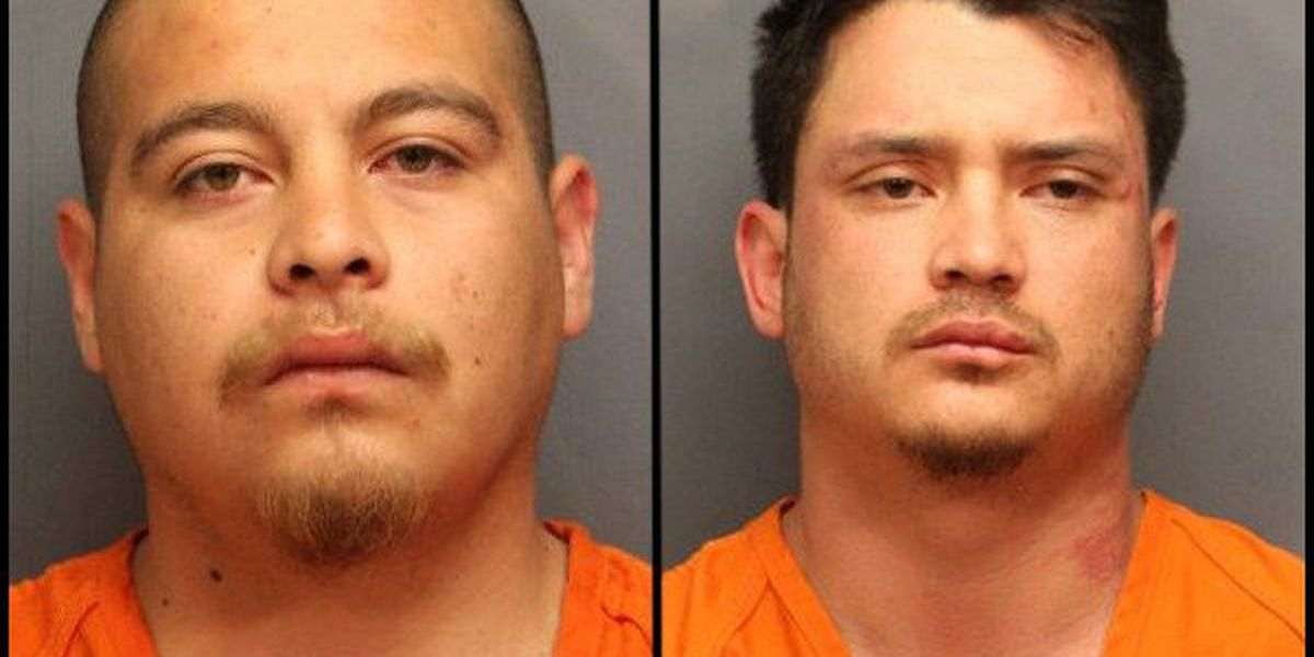 2 arrested after man says he was robbed