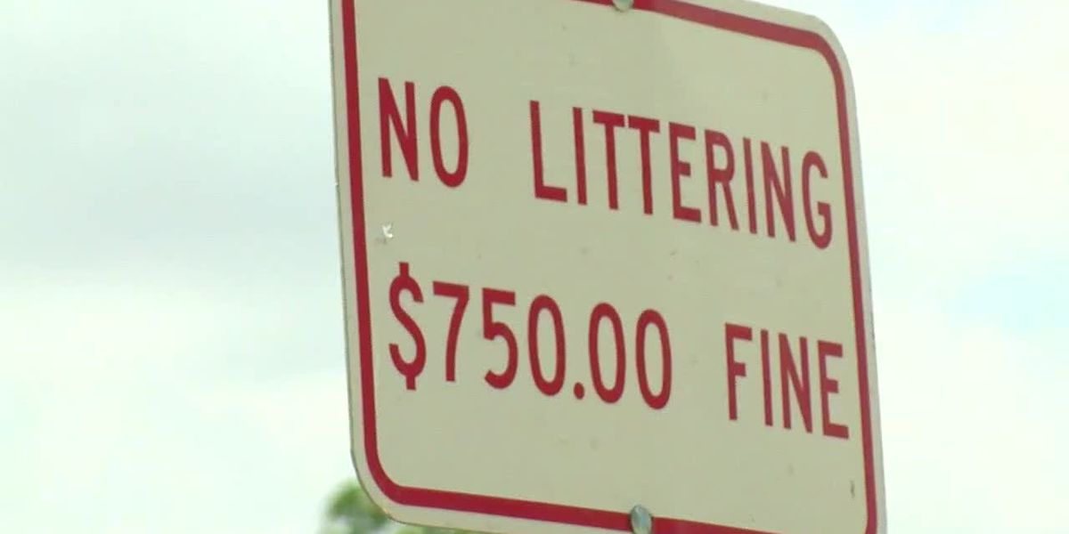 Lawton Lake Staff, visitors frustrated with litter problem