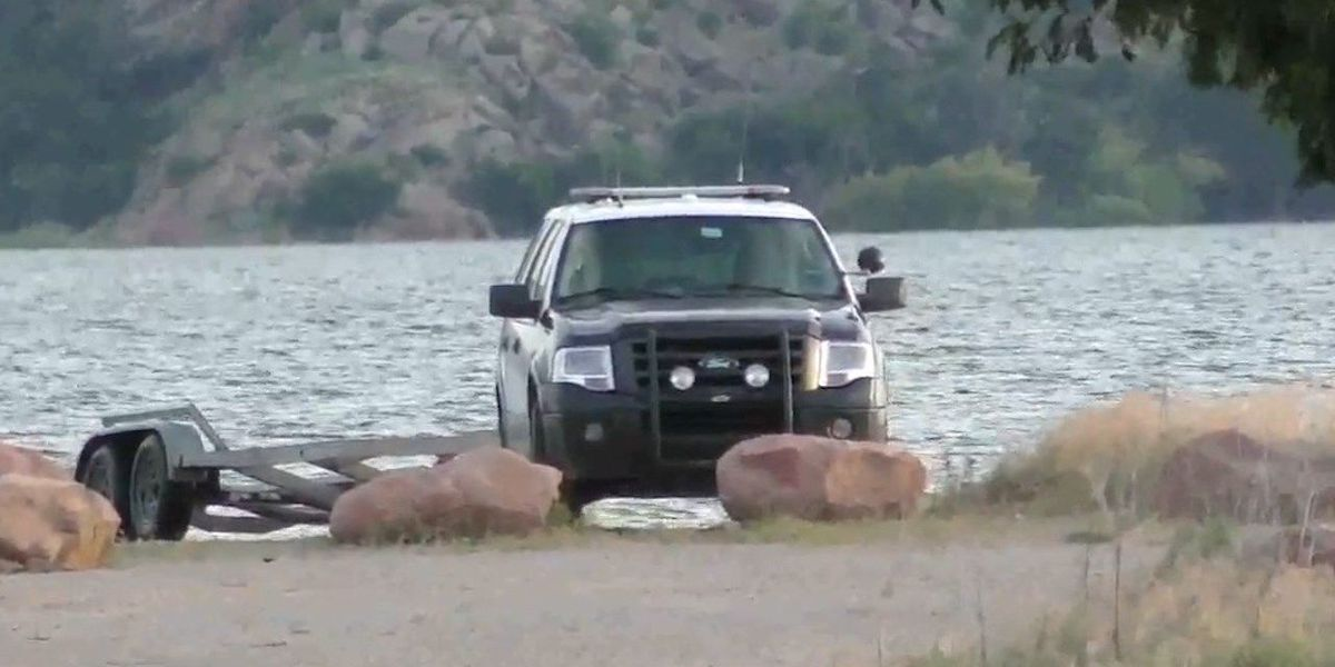 UPDATE: Search resumes Wednesday at Lake Altus-Lugert for possible