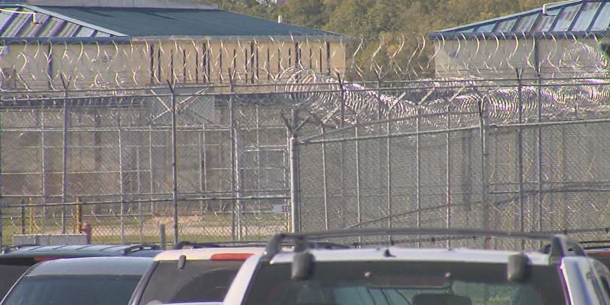 LFD INVESTIGATES FIRE AT LAWTON CORRECTIONAL FACILITY