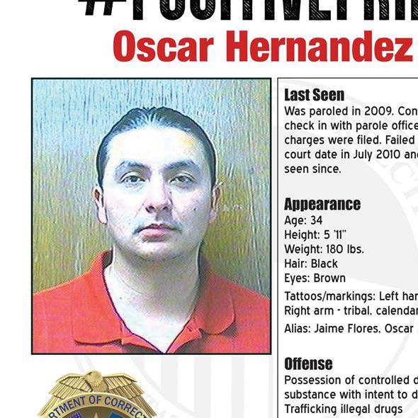Fugitive Friday: May 24