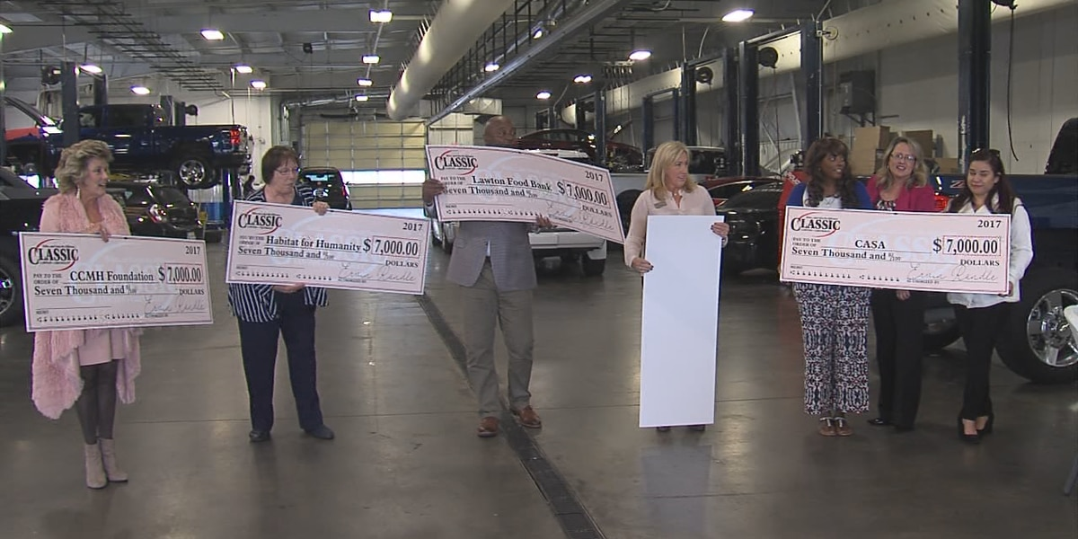 Classic Lawton Chevy's Golf Tournaments raised $35K for local charities