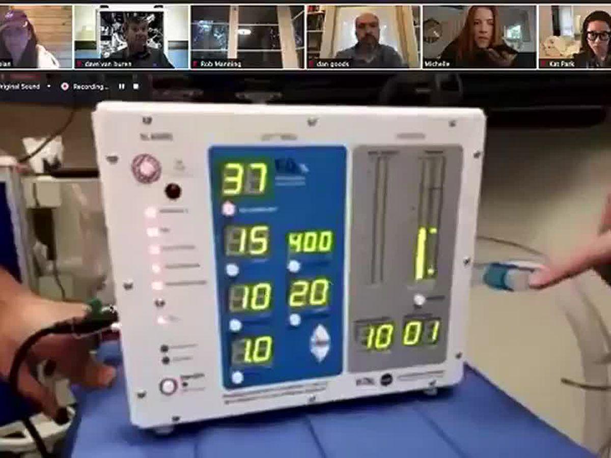 FDA approves new NASA, Fitbit ventilators