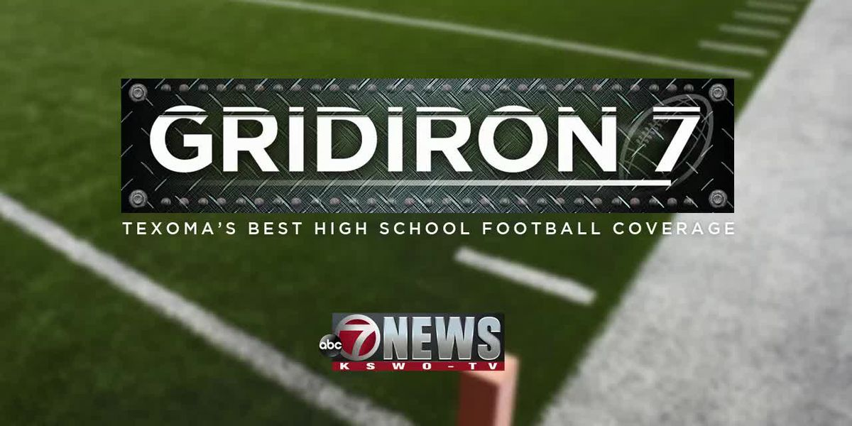 GRIDIRON 7: High School Football Scoreboard