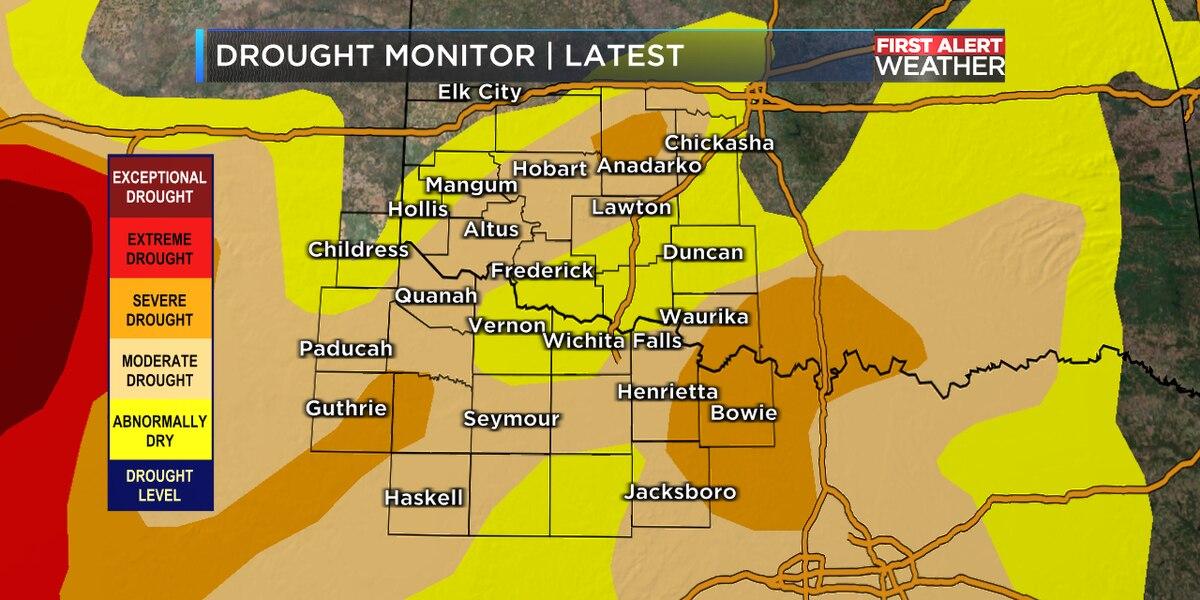 Drought conditions worsen across Texoma