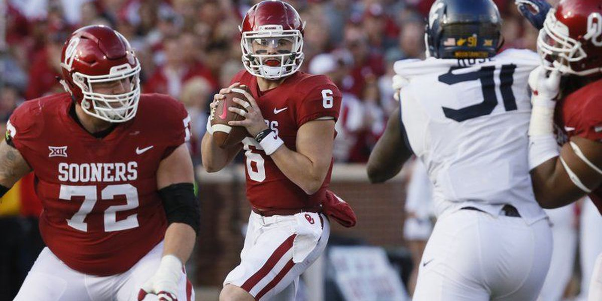 No. 2 Oklahoma now has to win Big 12 title to get to playoff